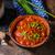 costilla · ojo · filete · mantequilla · a · la · parrilla · tomate - foto stock © peteer
