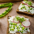 krem · ser · świeże · warzywa · pieczywo · pełnoziarniste · żywności · zielone - zdjęcia stock © peteer