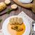 鶏 · クリーム · ソース · 魚 · 乳がん - ストックフォト © peteer