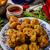 フライド · カリフラワー · ハーブ · プレート · 食品 · チーズ - ストックフォト © peteer