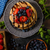 アメリカン · パンケーキ · 液果類 · チョコレート · イチゴ · ブルーベリー - ストックフォト © Peteer