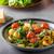 espinacas · ajo · tomates · foto · publicidad · alimentos - foto stock © peteer