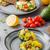 huevo · mayonesa · limón · frescos · cocina · culinario - foto stock © peteer