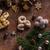 arbre · de · noël · branche · cannelle · bonbons · canne · bois - photo stock © peteer