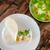 pollo · fondo · placa · carne · color - foto stock © peteer