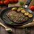 Beef rib eye steak stock photo © Peteer