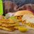 рыбы · чипов · Burger · жареный · картофеля · соломы - Сток-фото © peteer