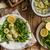шпинат · Пельмени · томатном · соусе · продовольствие · свежие · кружево - Сток-фото © peteer