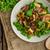patates · salata · soğan · yaz · domuz · pastırması - stok fotoğraf © Peteer