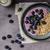 homemade blueberry yogurt stock photo © peteer