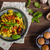 espinafre · tortellini · molho · de · tomate · comida · fresco · renda - foto stock © peteer