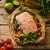 somon · akdeniz · sebze · gıda · beyaz - stok fotoğraf © peteer
