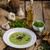 sopa · jovem · ervilhas · pequeno · alho - foto stock © Peteer