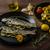 форель · картофель · продовольствие · рыбы · мяса - Сток-фото © peteer