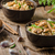 chinese · bruin · champignons · eenvoudige · heerlijk - stockfoto © Peteer
