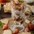 saboroso · bolo · de · morango · isolado · branco · comida · fundo - foto stock © peteer