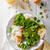 pörkölt · spárga · sült · tojások · tányér · tavasz - stock fotó © peteer