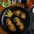 saumon · épinards · grillés · citron · alimentaire · dîner - photo stock © peteer