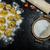 自家製 · パスタ · トルテッリーニ · 詰まった · キノコ · ニンニク - ストックフォト © peteer