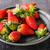 kom · vers · fruit · geïsoleerd · witte · foto · shot - stockfoto © peteer