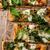 szeletel · egész · pepperoni · pizza · piros · vacsora - stock fotó © peteer