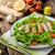 taze · beyaz · çanak · parmesan · peyniri · üst - stok fotoğraf © peteer
