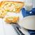 rustiek · appel · taart · gebak · melk · voedsel - stockfoto © Peteer