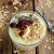 新鮮な · バナナ · ヨーグルト · デザート · 健康 - ストックフォト © peteer