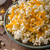 casero · queso · palomitas · ajo · hierbas · cheddar - foto stock © Peteer