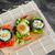 gebakken · schimmelkaas · Rood · peper · voedsel · groene - stockfoto © Peteer