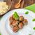 ızgara · köfte · top · akşam · yemeği · yemek · barbekü - stok fotoğraf © peteer