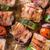 disznóhús · nyárs · fokhagyma · koktélparadicsom · étel · hús - stock fotó © peteer