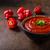 molho · picante · pimenta · pimentas · tomates · salsa · topo - foto stock © Peteer