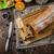 rebanada · arándano · tarta · cocina · francés · alimentos · frutas - foto stock © peteer