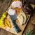 薫製 · 肉 · 漬物 · 遅く · 全体 · 穀物 - ストックフォト © peteer