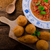 chicken coxinhas stock photo © peteer