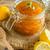 лимона · Jam · стекла · банку · таблице · фрукты - Сток-фото © peteer