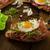 sandwich · salsiccia · formaggio · lattuga · uova · tavola - foto d'archivio © peteer