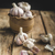 házi · készítésű · bio · fokhagyma · egyszerű · reklám · bioélelmiszer - stock fotó © Peteer