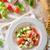 italian salad delicious stock photo © peteer