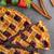 rustic tart with berries stock photo © peteer