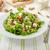salade · schimmelkaas · dressing · noten - stockfoto © peteer