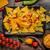 nachos · queso · salsa · alimentos - foto stock © Peteer