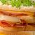 сэндвич · кислая · капуста · сыра · темно · рожь - Сток-фото © peteer