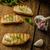 чеснока · тоста · поджаренный · Панини · органический - Сток-фото © Peteer