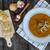 beef goulash with homemade dumplings stock photo © peteer
