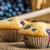 ブルーベリー · 乳房 · ミルク · ジャム · バスケット · フル - ストックフォト © Peteer