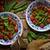 ensalada · aguacate · manzana · perfecto · dieta - foto stock © peteer