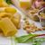 pesto · delicioso · manjericão · azeite · nozes · parmesão - foto stock © peteer