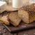 caseiro · pão · integral · natureza · milho · belo · fresco - foto stock © peteer